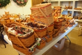 Longaberger Basket Auction