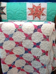 : Several very nice quilts