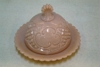 Pale Pink Butter Dish!: