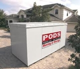 PODS - Portable On Demand Storage UNPAID STORAGE!