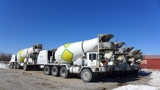 CONCRETE READY MIX TRUCKS & EQUIPMENT AUCTION