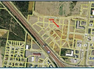 Commercial/Industrial Zoned Property Near I-24