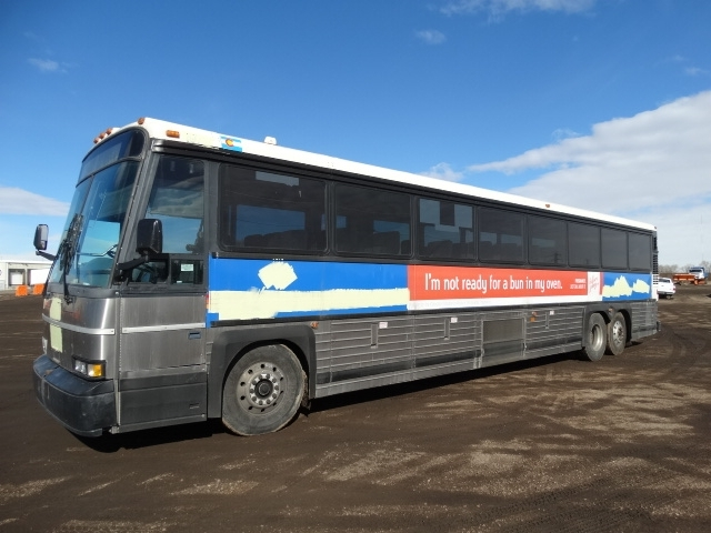 Rtd Motor Coach Bus Internet Only Auction Colorado