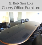 CLOSING TODAY Office Furniture Warehouse Online Internet Auction MD