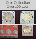 INSPECT MONDAY Coin's Online Internet Auction PA