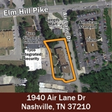 Foreclosure Auction of 11,642± SF Office/Warehouse in Nashville, TN