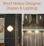 CLOSING TODAY, URGENT SHORT NOTICE! Designer Lighting & Drapery Auction Virginia