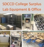 San Diego Community College - Mesa Campus Online Internet Auction CA