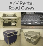INSPECT THURSDAY Road Cases & Equipment Online Internet Auction VA