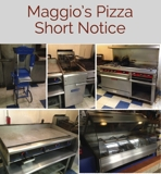 INSPECT FRIDAY Pizza Auction Alexandria VA