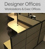 CLOSING TODAY MD 70 Designer Workstations Office Furniture Auction Maryland