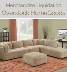 Closed and Sold Merchandise Liquidation Over Stock Auction