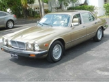 1988 Jaguar XJ 12 Vanden Plas 4 Door Sedan