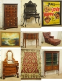 Art and Fine Furnishings Online Auction