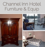 Channel Inn Waterfront Hotel Auction DC