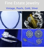 CLOSING WEDNESDAY Fine Estate Jewelry Auction Virginia