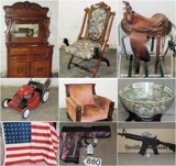 Tuesday Night Madness Auction Estates, Antiques & More.