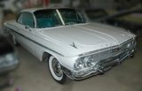 Collector Car Auction: 1961 Chevy Impala
