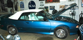 Photograph of the Chevrolet Cavalier