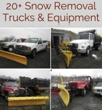 Trucks & Equipment Auction Virginia