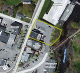 Absolute Auction of Former Bank Branch in Moosup, CT (Windham County)