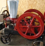 Antique Gas Engines - Tractors - Autos