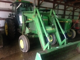 Selling Well Kept Farm Machinery