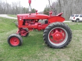 TRACTORS-EQUIPMENT AUCTION