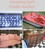 Magnificent May Estate Online Internet Auction VA
