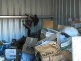 3 Storage Units Auction