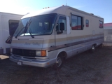 Arrow Fleetwood Motor Home Recreational Vehicle (RV)