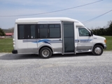 Handicapped Accessible Bus Auction