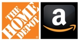 Home Depot and Amazon Auction Events