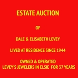 Estate Auction: Sat. Morning, July 19th @ 9:30 A.M.