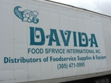 Davida Food Service Int'l Huge Inventory Reduction