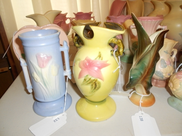 Roseville Mccoy Hull Pottery Auction Ignite Auctions