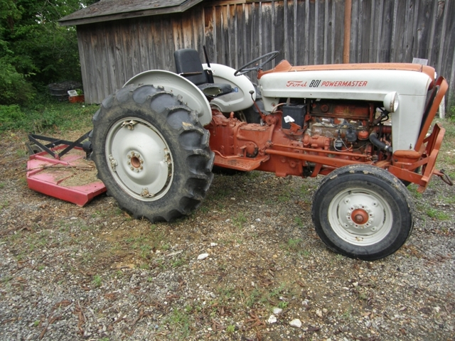 Ford 801 Parts : Tractorhouse parts autos we