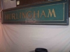 "LOT 19  ""HURLINGHAM DEPOT WOODEN SIGN"":"