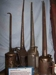 LOT 65  &quot;4 LONG SPOUT OIL CANS&quot;: 