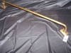 LOT 160  &quot;BRASS HAND RAIL&quot;: 