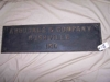 LOT 83  &quot;CAST ARBUCKLE SIGN&quot;: 