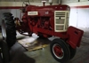"Lot # 305 this tractor is in ""Excellent Condition"", front weights, new paint, new tires:"