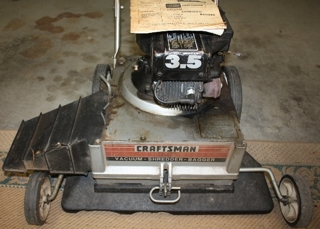 Craftsman Vacuum-Shredder
