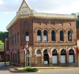 AUCTION ! Historic Alderson Bank Building