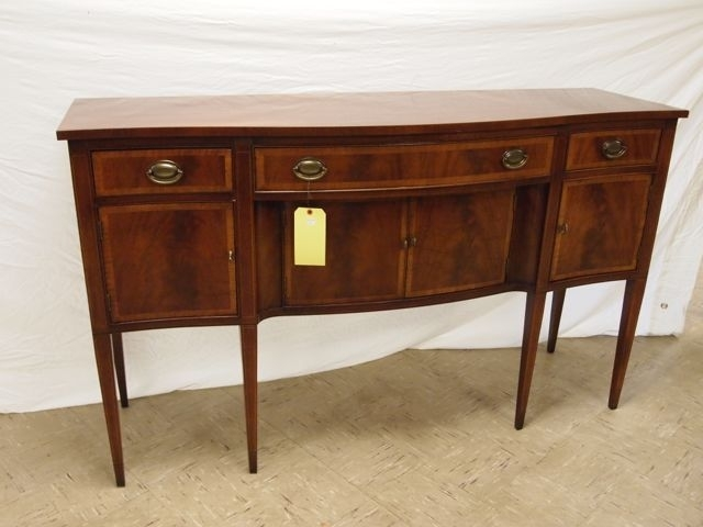 Hickory Furniture Co. Inlaid Sideboard ...