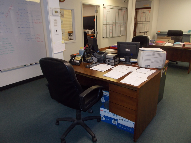 auction office