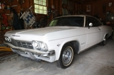 '65 Chevy Impala, Shop Equipment, Guns, Boat & RV