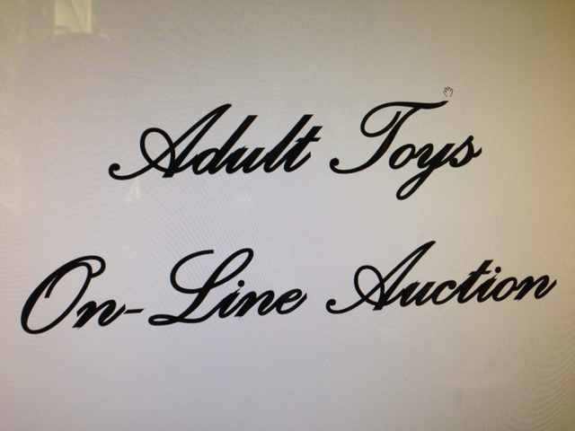 Adult Toy Auction