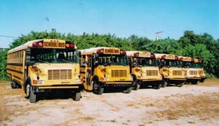 27 School Buses Karlin Daniel Associates