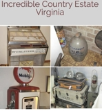 Incredible Country Estate Online Internet Auction